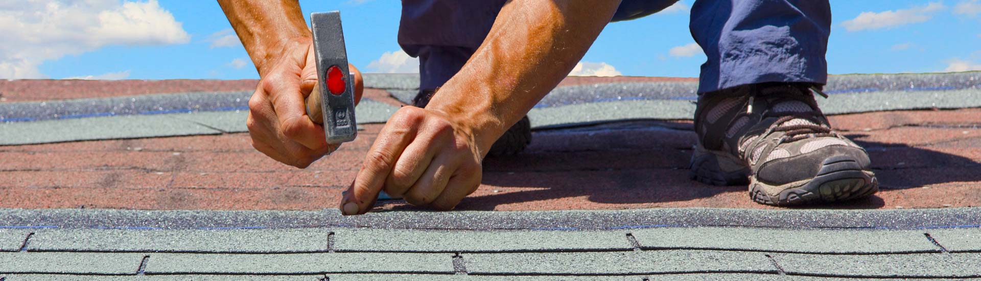 Hail Damage Roof Repair in Fountain CO, Monument, Pueblo, Woodland Park
