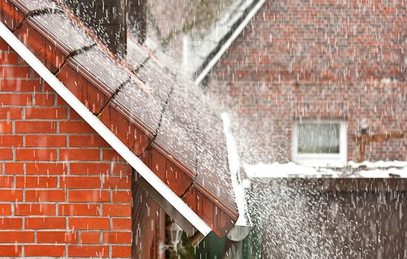 Hail damage roof repair in Fountain, CO, for Siding and Gutters