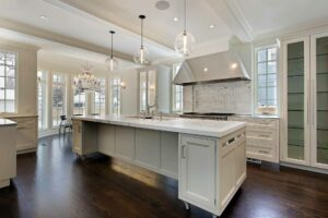 Kitchen remodel in contemporary style