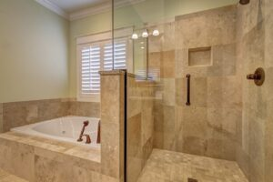 Bathroom remodel in Colorado Springs