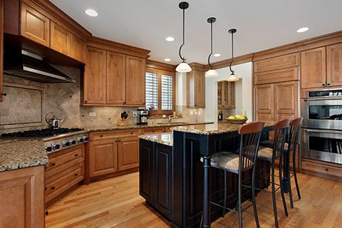 Kitchen Countertops in Colorado Springs, and Woodland Park, CO