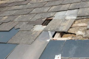 Hail Damage Roof Repair in Colorado Springs, CO